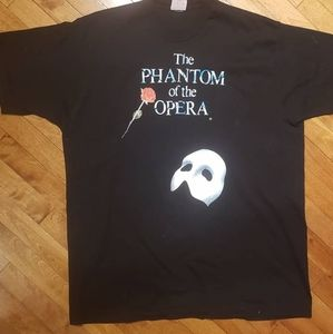 """Other - 2 for $10   Vintage """"Phantom of the Opera"""" T-shirt"""